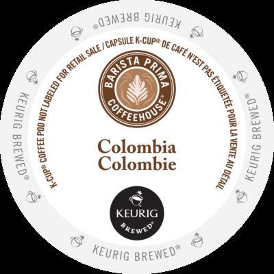 Barista Prima Colombia