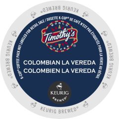 Timothy's Colombian La Vereda Coffee