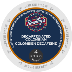 Timothy's Decaffeinated Colombian