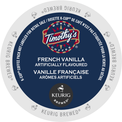 Timothy's French Vanilla Coffee