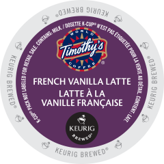 Timothy's French Vanilla Latte