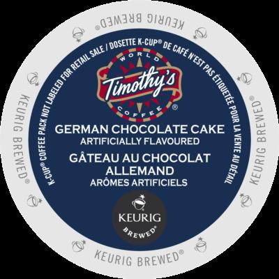 Timothy's German Chocolate Cake Coffee