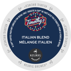 Timothy's Italian Blend Coffee