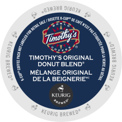 Timothy's Original Donut Blend™ Coffee