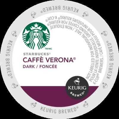 STARBUCKS® – Caffè Verona
