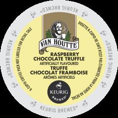 Van Houtte Truffe chocolat framboise
