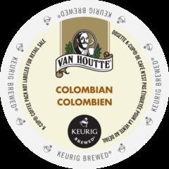 Van Houtte Colombian Coffee