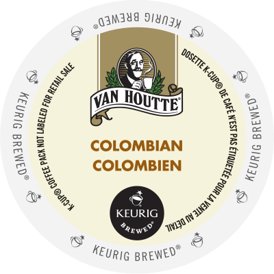Van Houtte Colombian Coffee