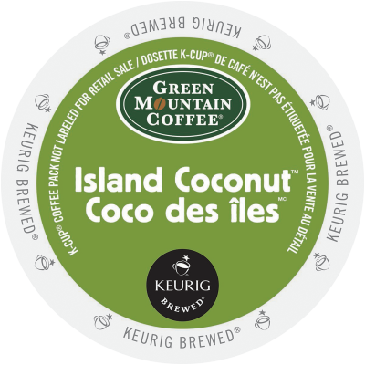 GREEN MOUNTAIN – Island Coconut
