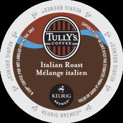 TULLY'S – Torréfaction à l'italienne