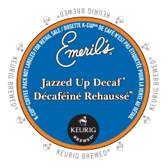 EMERIL'S – Jazzed Up Decaf® Coffee