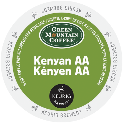 GREEN MOUNTAIN – Kenyan AA Coffee