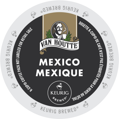 Van Houtte-Mexico Fair Trade Organic Coffee