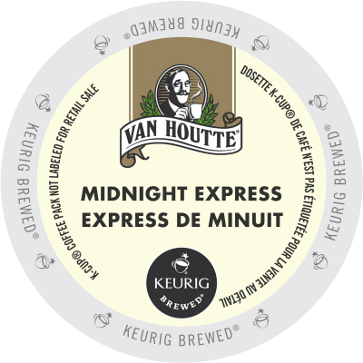 Van Houtte-Midnight Express Coffee