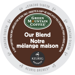 GREEN MOUNTAIN – Our Blend FairTrade Coffee
