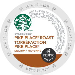 STARBUCKS® – Pike Place® Roast Coffee