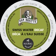 Van Houtte-Swiss Water Decaf Fair Trade Organic Coffee