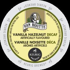 Van Houtte-Vanilla Hazelnut Decaf Coffee