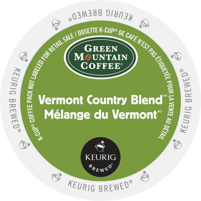 GREEN MOUNTAIN – Vermont Country Blend™ Coffee