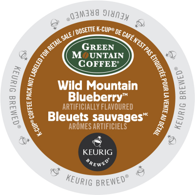 GREEN MOUNTAIN – Wild Mountain Blueberry™ Coffee