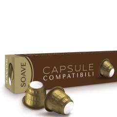 CAFFITALY LACAPSULA Nespresso Compatible SOAVE