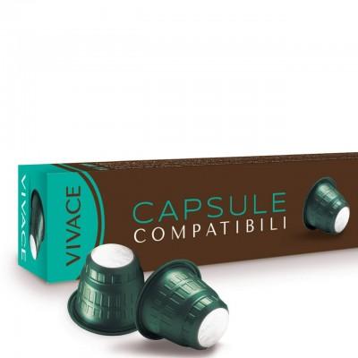 CAFFITALY LACAPSULA Nespresso Compatible VIVACE