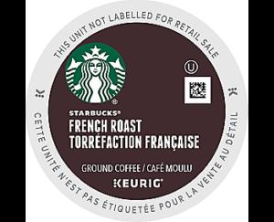 Starbucks® Torréfaction Français