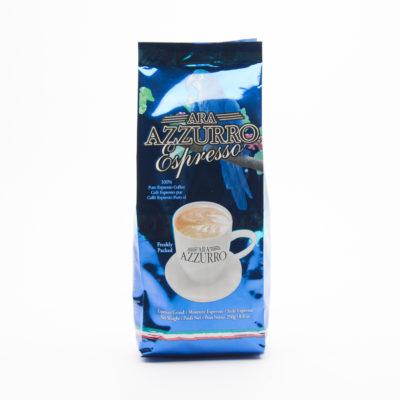 Ara Azzurro Ground Espresso 250g
