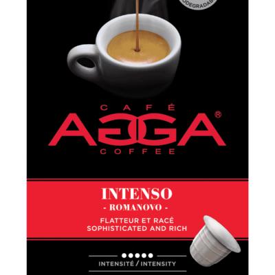 Café AGGA ESPRESSO INTENSO 1 X 10 Capsules