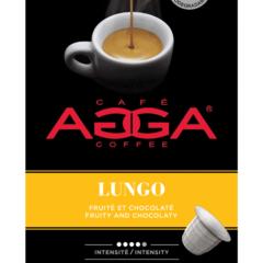Café AGGA ESPRESSO LUNGO 1 X 10 Capsules