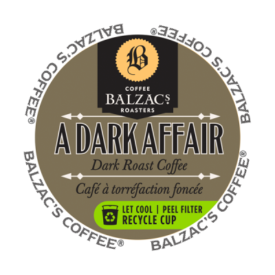Balzac's Coffee Roasters™ A Dark Affair