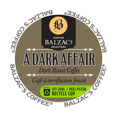 Balzac's Coffee Roasters™ A Dark Affair