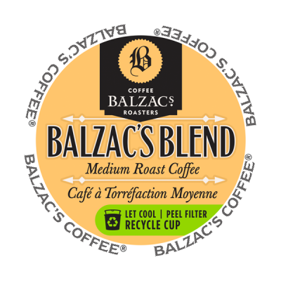 Balzac's Coffee Roasters™ Balzac's Blend
