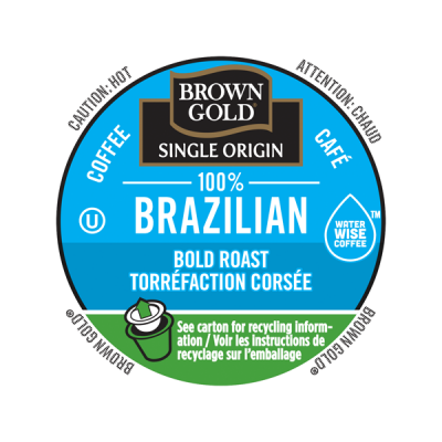 Brown Gold® 100% Brazilian