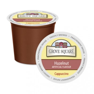 Grove Square Hazelnut Single Serve Cappuccino