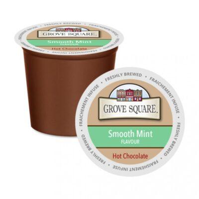 Grove Square Smooth Mint Single Serve Hot Chocolate