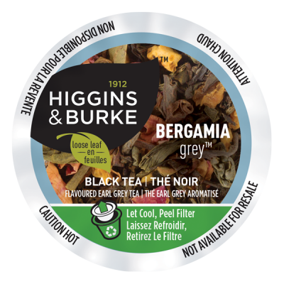 Higgins & Burke™ Loose Leaf Tea Bergamia Grey™