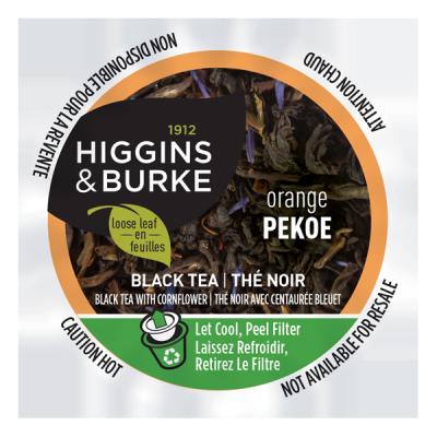 Higgins & Burke™ Loose Leaf Tea Orange Pekoe