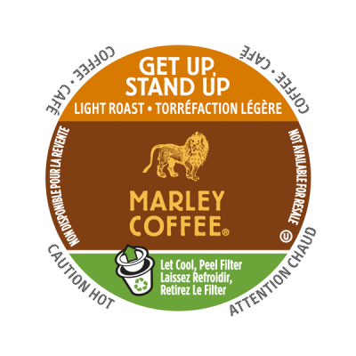Marley Coffee® Get Up, Stand Up
