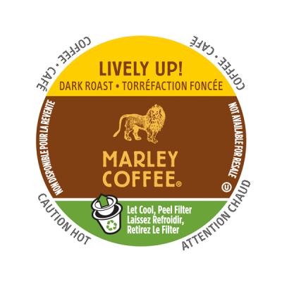 Marley Coffee® Lively Up Espresso