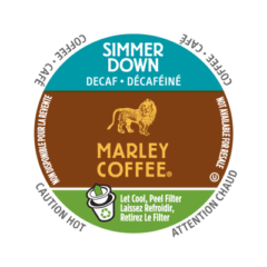 Marley Coffee® Simmer Down Decaf