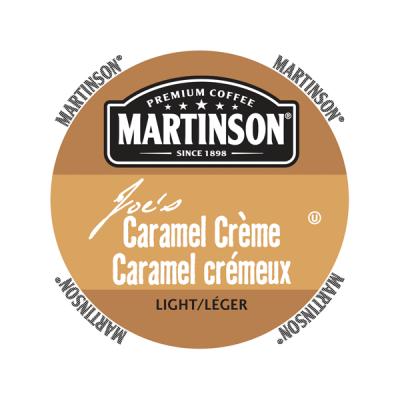 Martinson® Caramel Crème