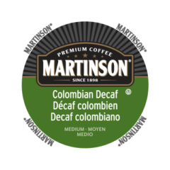 Martinson® Colombian Decaf