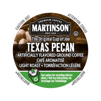 Martinson® Texas Pecan