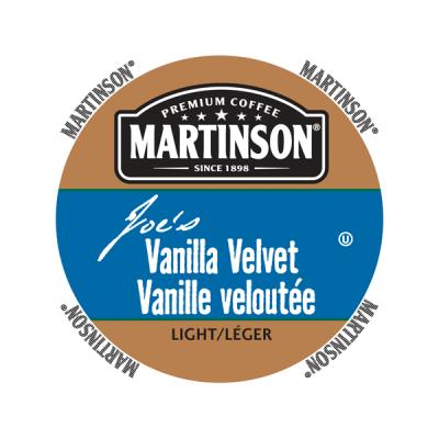 Martinson® Vanilla Velvet
