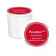 Second Cup Coffee Co.™ Paradiso Torréfaction Mi-Noir