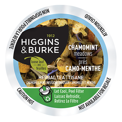 Higgins & Burke™ Loose Leaf Tea Chamomint Meadows