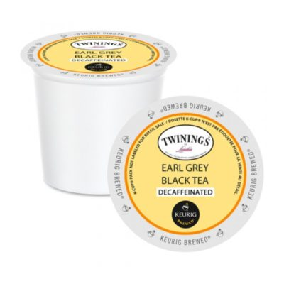 Twinings® Decaf Earl Grey Tea K-Cup®