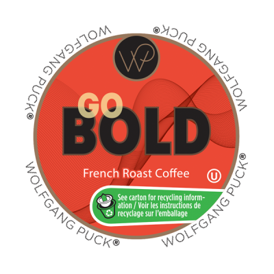 Wolfgang Puck® Go Bold French Roast