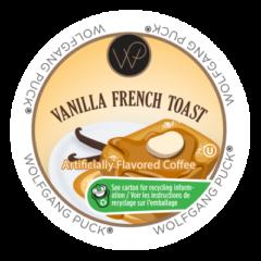 Wolfgang Puck® Vanilla French Toast